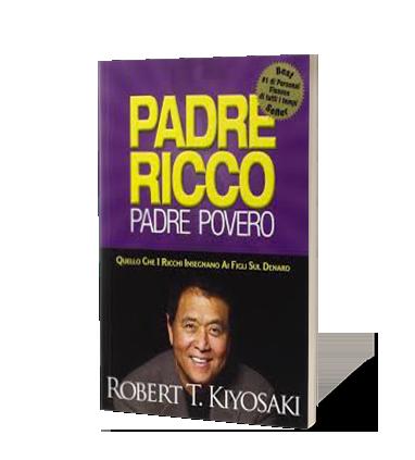 Padre ricco Padre povero - Robert Kiyosaki - in arrivo
