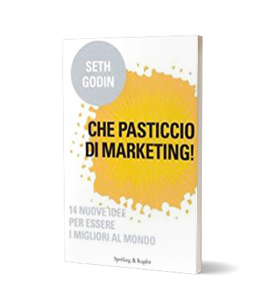 Abstract Che pasticcio di marketing
