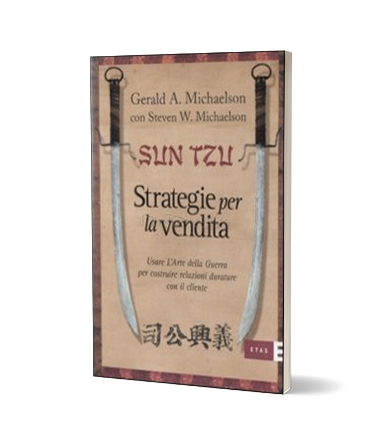 Abstract Sun Tzu Strategie per la vendita