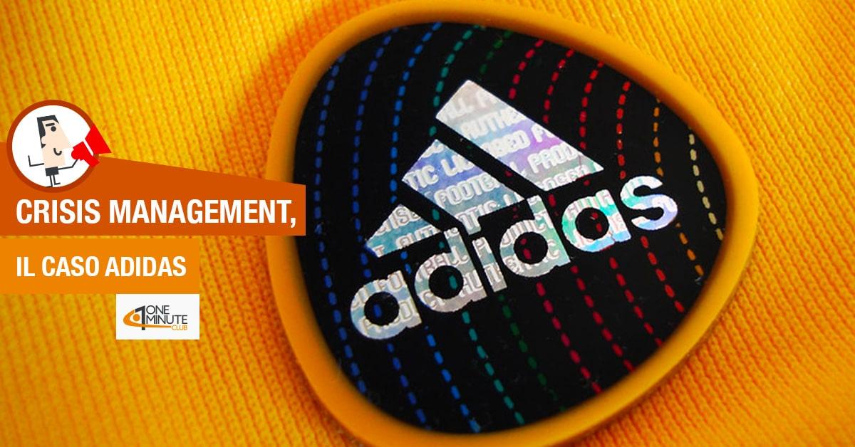 Crisis Management, il caso Adidas