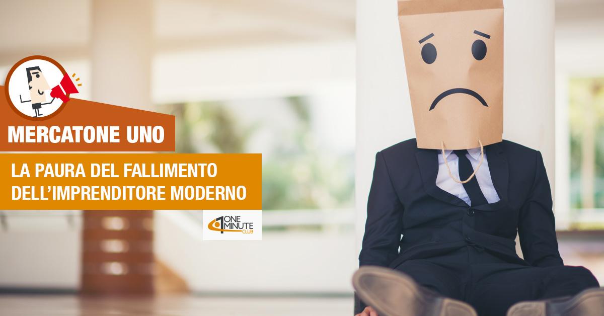 Mercatone Uno, la paura del fallimento dell'imprenditore moderno