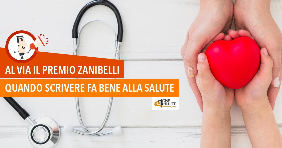 Al via il Premio Zanibelli: quando scrivere fa bene alla salute