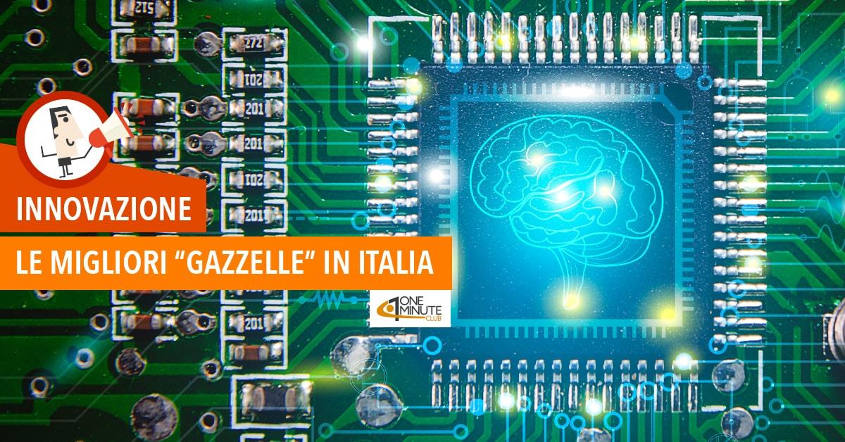 """Innovazione: le migliori """"gazzelle"""" in Italia"""