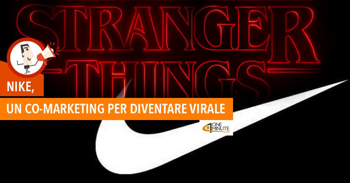 Nike, un co-marketing per diventare virale