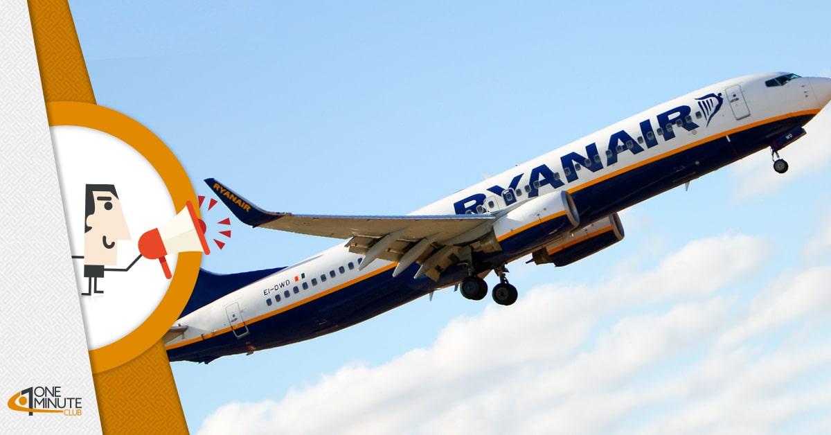 Arriva WabAir: la nuova low-cost di Ryanair