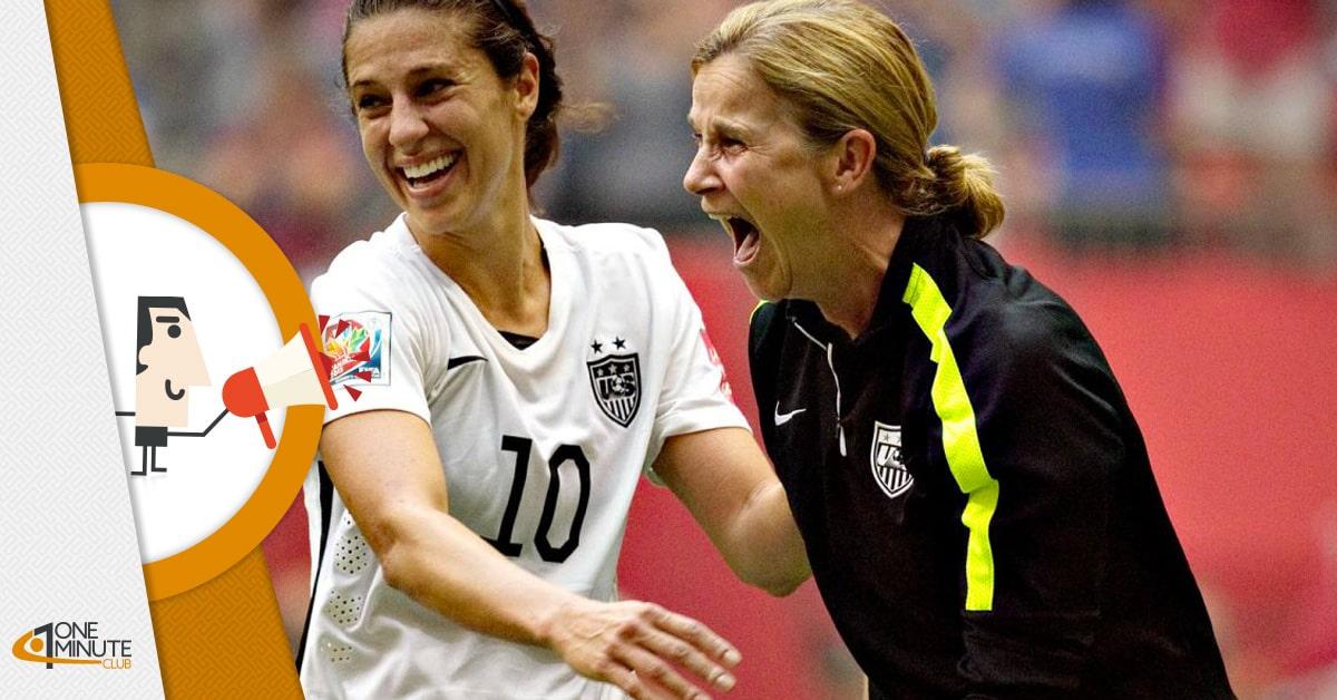 Calcio Donne USA: la ct Ellis lascia dopo il trionfo mondiale