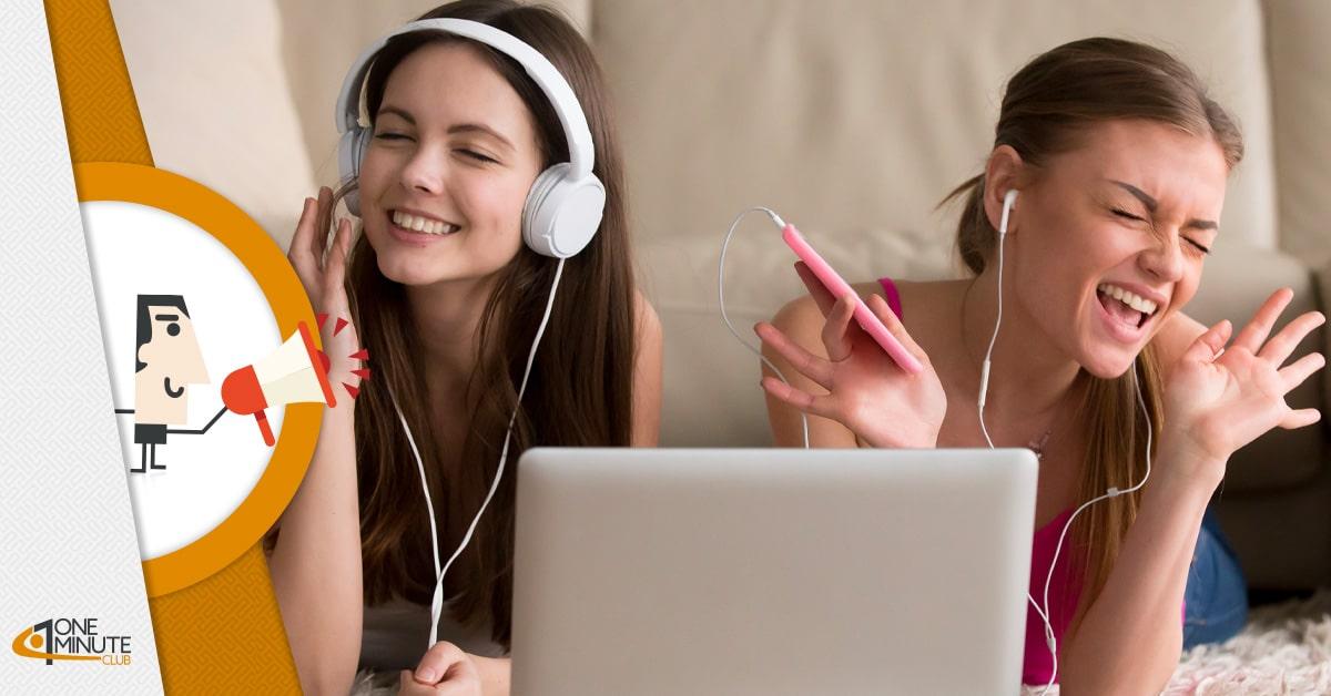 Giovani: sordi a causa delle cuffie? Allarme OMS per 1 miliardo e più