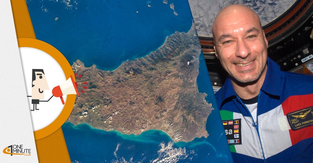 Missione Beyond, Luca Parmitano e la cartolina promessa