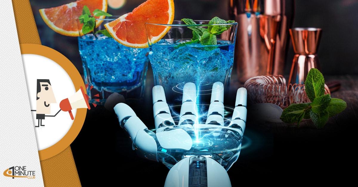 Robot Bartender: arriva a Milano il bar servito dai robot
