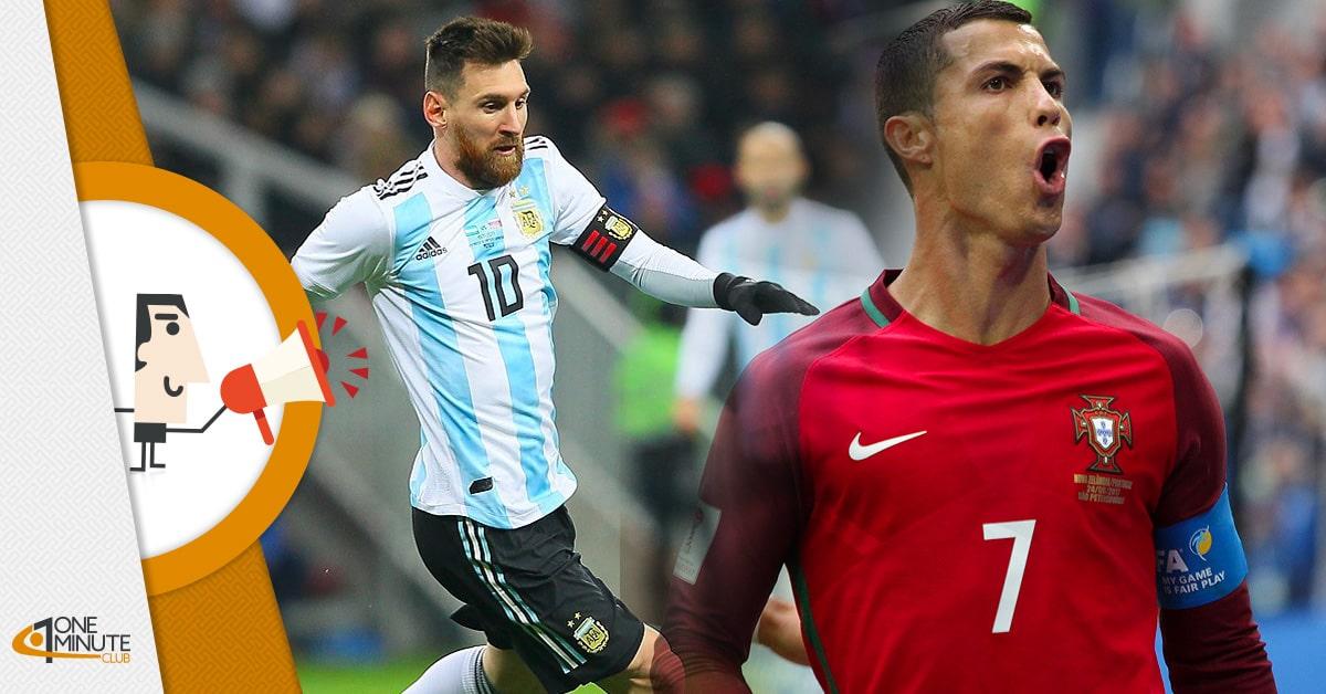 Messi o Ronaldo: chi è il più forte? La risposta definitiva di un algoritmo scientifico