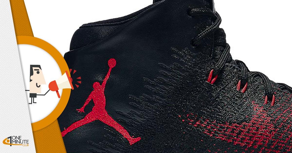 Michael Jordan è ancora il numero uno: le sue scarpe Air Jordan campioni di vendite anche nel 2019
