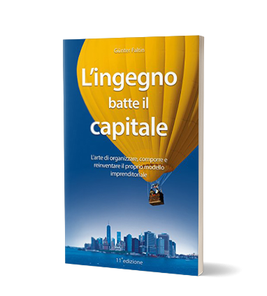 L'ingegno batte il capitale [Abstract] di Günter Faltin