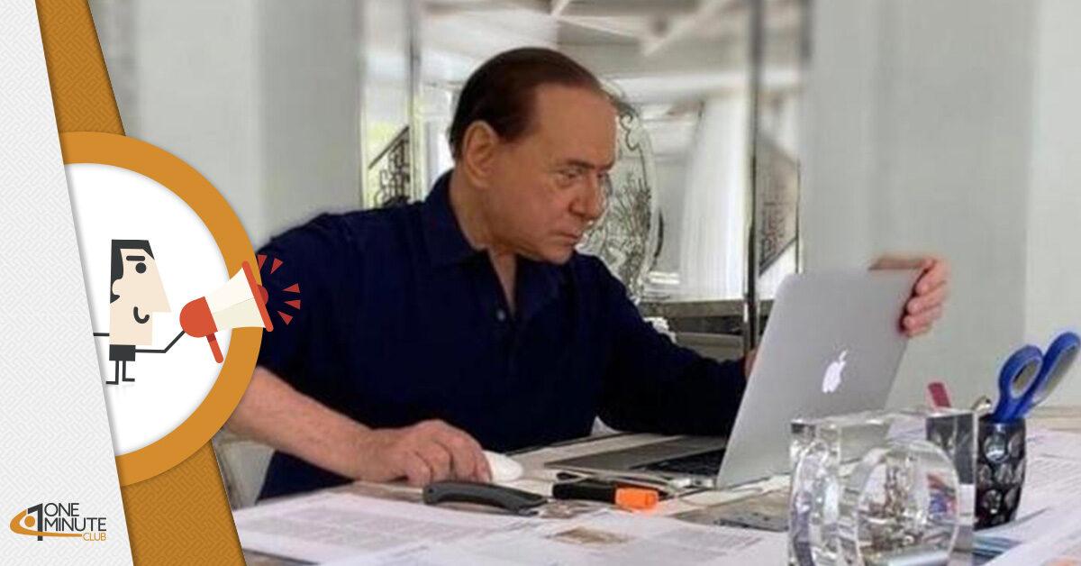 La lettera (non politica) di Berlusconi agli imprenditori italiani per la ripartenza