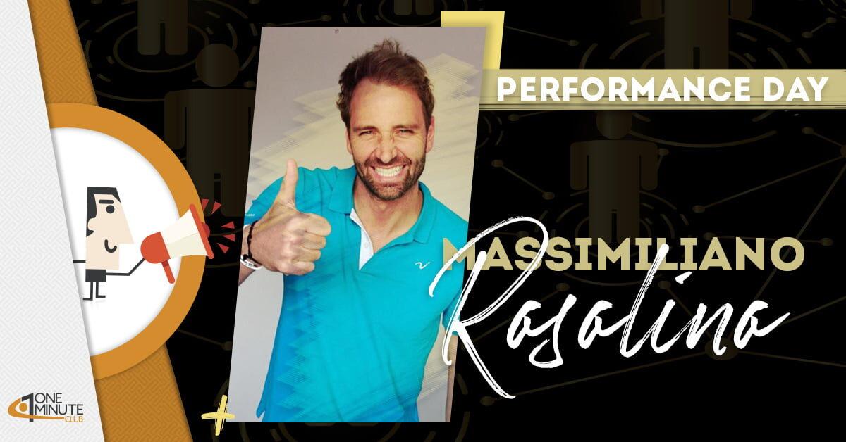 Talento vs Performance: 3 lezioni di Massimiliano Rosolino al Performance Day